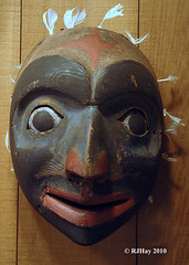 Haida Mask - Museum of Civilization
