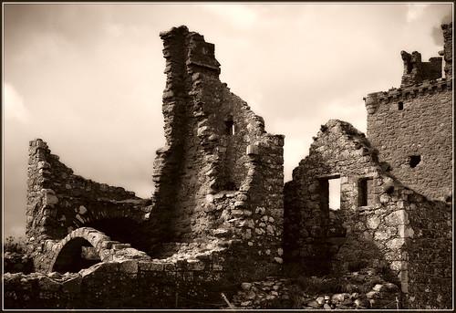 Dunnottar Castle Ruin