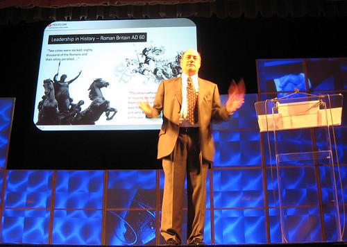 Bob Haggarty, CEO of Polycom
