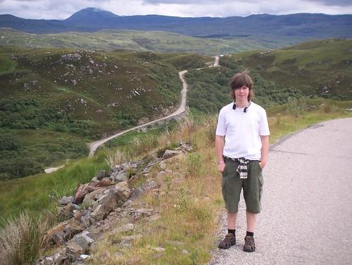 Kylestrome to Clashnessie  15 Miles   Scottish Coastal Walk