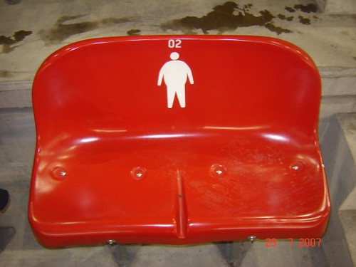 Assento para Gordo