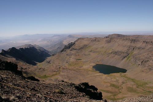 Wildhorse Lake, Steens Summit