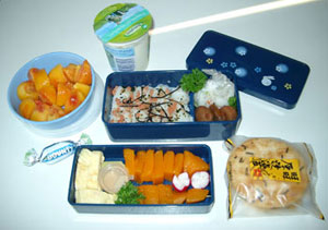 Bento 7 without the beans