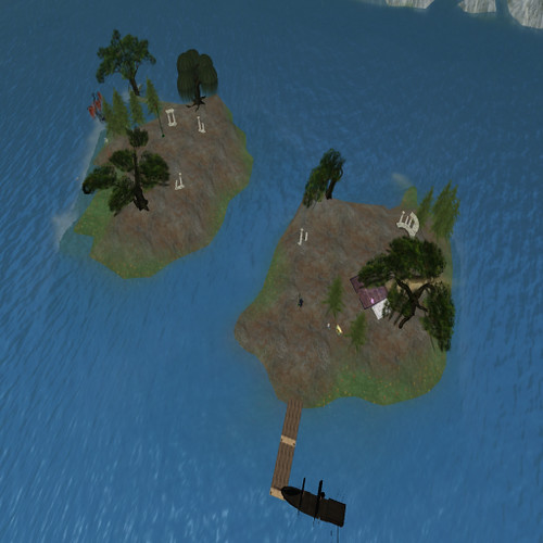 Caledon Speirling Isles