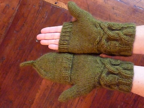 Mitts for Mom