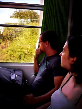 #78 - The train ride