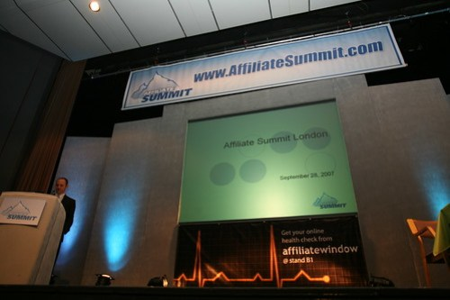 David Hall at Affiliate Summit London