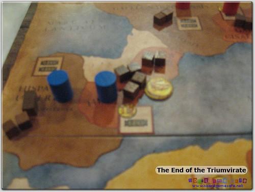 BGC Meetup - End of Triumvirate