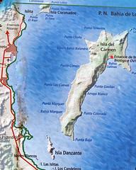 "Map of ""Bay of Loreto National Marine Par..."
