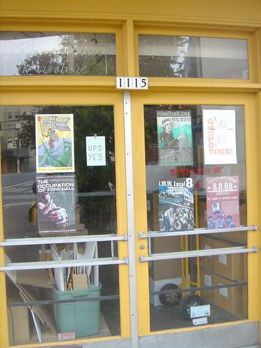 1115 SE Morrison St, Portland, OR, 97214- Stumptown Printers