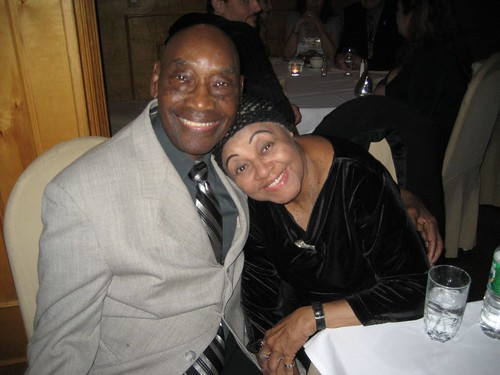 Frankie Manning and Dawn Hampton by OpeningMinds on Flickr