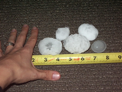Giant Hail