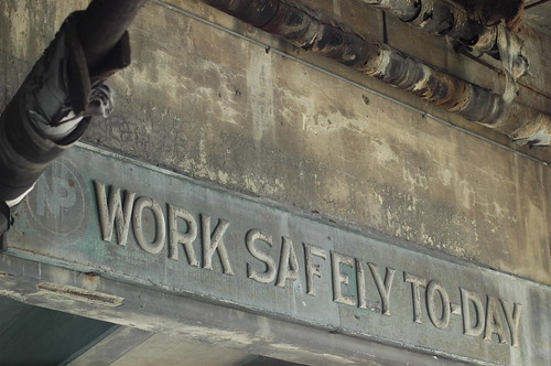 Work Safely To-Day