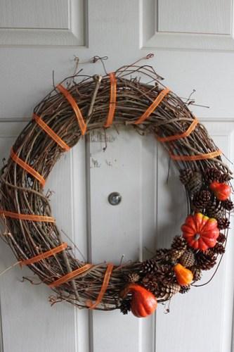DIY Wreath 1