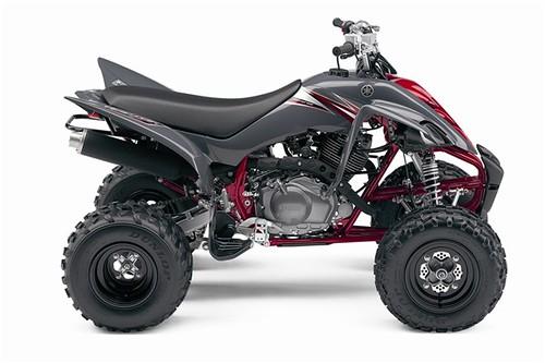 Yamaha Raptor 350 2008  U201cnuevos Colores U201d