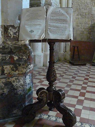Saint-Hymer church