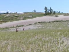 Little Kids & Big Sand