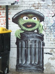 Oscar The Grouch Cliche