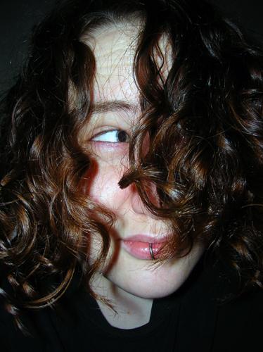 curly hair 10/7/07