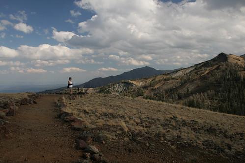 Mt. Howard Summit