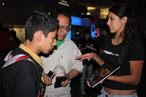 EGS 2010: Atomix iPad