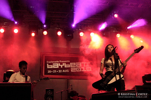 Lunarin at Baybeats 2010