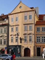 čp. 4/III, Malostranské nám. 27, Praha, Malá Strana