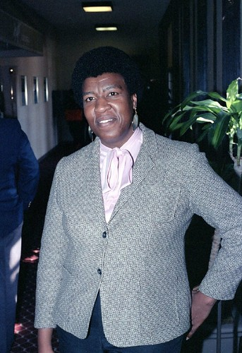 Science Fiction Author, Octavia Butler