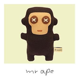 Mr Ape La Maison de Lola
