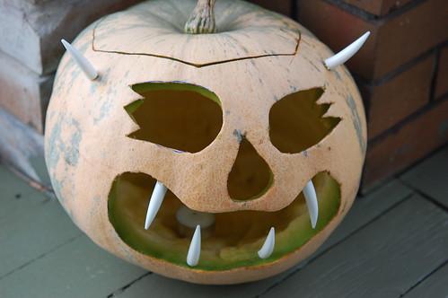 Punky pumpkin 2010