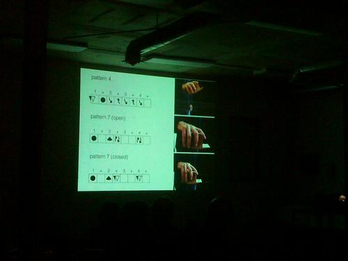 Ellen Fullman In MN On McKnight Visiting Composer Fellowship -- Patterns Of Long String Instrument