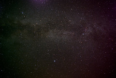 Fourth Attempt - Some Milky Way Detail