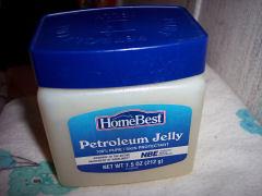 petroleum jelly by Anna Sattler