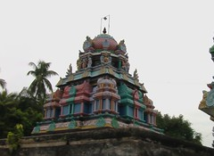 Vimanam of the main deity