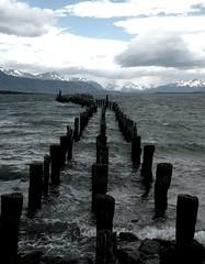 Puerto Natales, dos o tres días antes de Lupus.