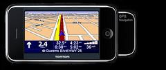 iPhone+GPS