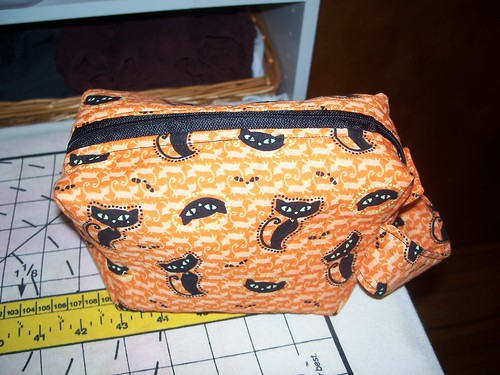box bag attempt 1.