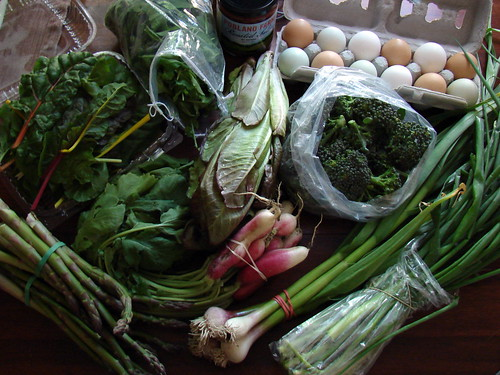 Market Haul: May 15, 2010