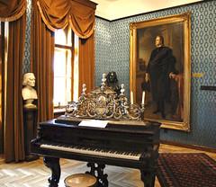 Liszt's Piano