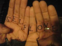 Self Love tattoo