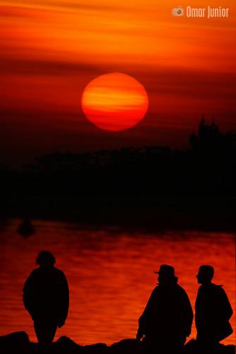 . Guaiba Sunset