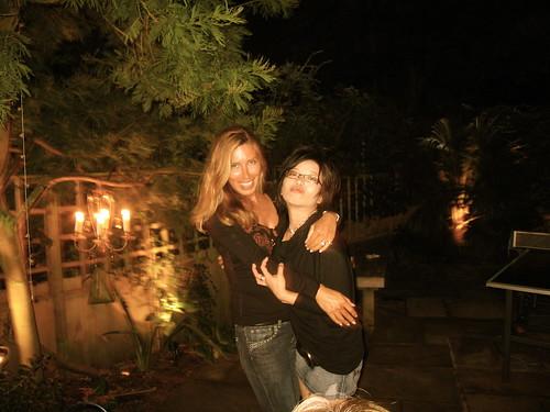 Mila and I