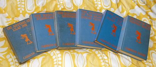 Nancy Drew Stoop Sale Finds