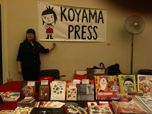 Anne Koyama