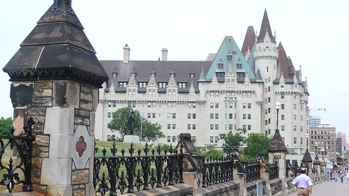 The Fairmont Chateau Laurier