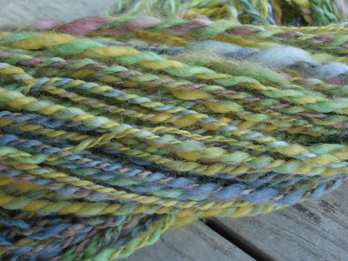 actual yarn