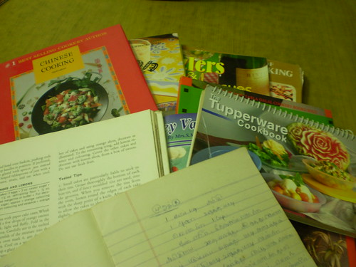 My Cookbooks 3