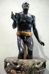 Paris - Musée du Louvre: Vieux pêcheur, dit Sé...