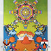 1970's Advertising - Poster - Peter Max Chelsea National Bank (USA)