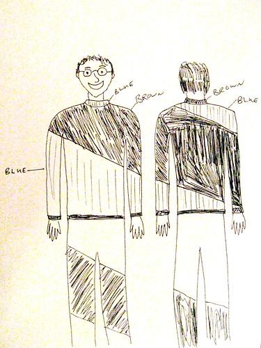 Nhoj's Sketch